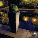Cubix I Outdoor Floor Spot Light -  /