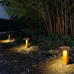 Rusty Pathlight by SLV Lighting