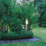 Ova Exterior Bollard SLV Lighting