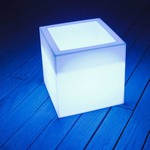 Paso Light Cube -  / White