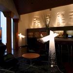 Snow Floor Lamp by Louis Poulsen