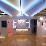 Soft Line Channel by Edge Lighting