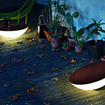 Solar Outdoor Lamp -