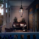 Soliflore Outdoor Pendant by Philips Consumer Lighting