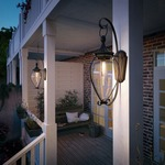 Soliflore Outdoor Wall Light by Philips Consumer Lighting