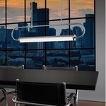 Bauhaus Revisited Rohr Pendant by SONNEMAN - A Way of Light