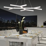 Quad-Y Pendant by SONNEMAN - A Way of Light