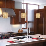 Spaga Pendant by Stone Lighting
