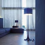 Spun Floor Lamp by Flos