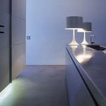 Spun Light T Table Lamp by Flos Lighting