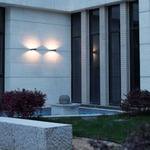 Staple LED Outdoor Wall Mount by Eurofase
