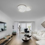 Bugia Ceiling Flush Light -
