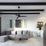 Propeller Venge Ceiling Fan -