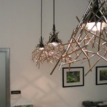 Stick Pendant by Ridgely Studio Works