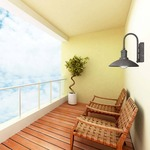 Mica Outdoor Wall Light -