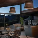 Syra 60 Pendant by Bover