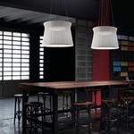 Syra Outdoor Pendant by Bover