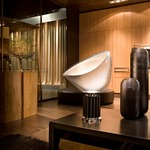Taccia Table Lamp by Flos Lighting