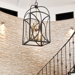 Talbot Foyer Pendant by Savoy House