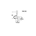 T-Trak 1-Circuit Spot PAR30S Head -  /