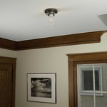 Clark Cylinder Ceiling Mount by Tech Lighting