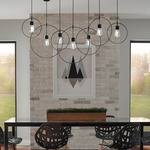Alva Locus Pendant by Tech Lighting