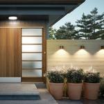 Cirque Outdoor Wall/Ceiling Light Fixture by Tech Lighting