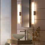 Solace Bathroom Vanity Light -  /