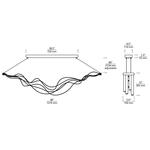 Surge LED Linear Suspension -  /