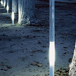 Teda Outdoor Floor Lamp by Oluce Srl