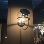 The Globe Wall Light by Oluce Srl