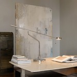 Three Sixty Table Lamp - Chrome /