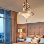 Tivoli Pendant by Corbett Lighting
