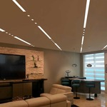 TruLine 1.6 5W 24VDC Plaster-In LED System by Pure Lighting