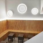 Hoop Wall Light -