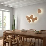 Tria Cluster Wall Light by Bover