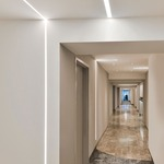 TruLine 1.6A 5W 24VDC Plaster-In LED System by Pure Lighting