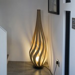 Tulip Floor Lamp by MacMaster