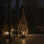 Tulip Floor Lamp by MacMaster