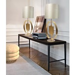 Gold Tupelo Table Lamp by CreativeMary