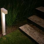 Twin Outdoor Path light by Lightology Collection