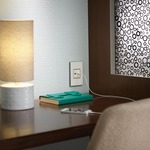 USB Outlet 1/2 Size -  /