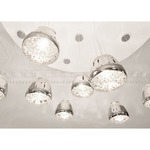 Valentine Baby Ceiling Flush by Moooi
