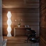 Vapor Floor Lamp by Studio Italia Design