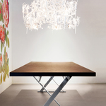 Flower Power Chandelier -