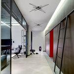Vega Minor Semi Flush Ceiling Light -