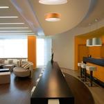 Velvet Flush Mount Ceiling Light -