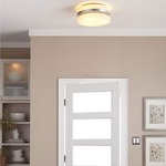 Vera Flush Mount by LBL Lighting