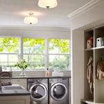 Vintner Semi Flush Ceiling Light -