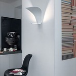 Voila Wall Sconce by Oluce Srl